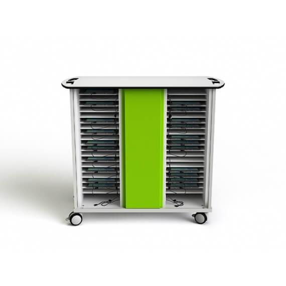 Zioxi Tablet Trolley 40, open